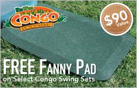 Free Fanny Pads