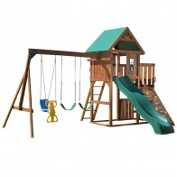 Willows Peak Swing Set