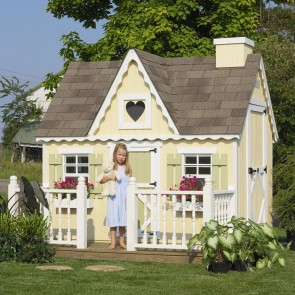 Victorian 6 x 8 Playhouse