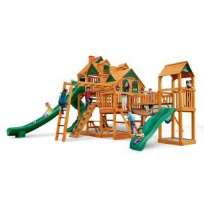 Empire Extreme Cedar Swing Set