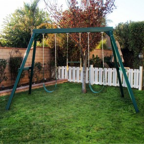 Congo Swing Central Swing Set