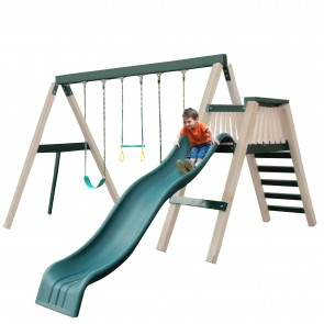 Swing N Monkey 3 Swing Set