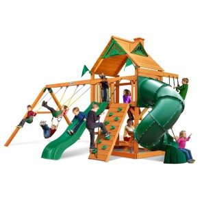 Mountaineer Swing Set