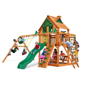 Navigator Treehouse Swing Set