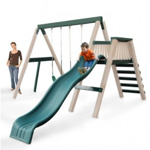 Swing N Monkey 2 Swing Set