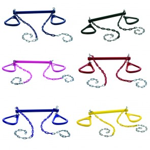 Triangle Rings and Trapeze Bar
