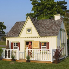 Victorian 10 x 12 Playhouse