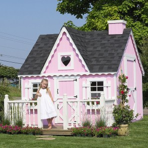 Victorian 8 x 12 Playhouse
