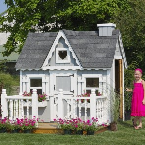 Victorian 4 x 6 Playhouse