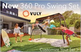 Vuly 360 Pro Swing Set